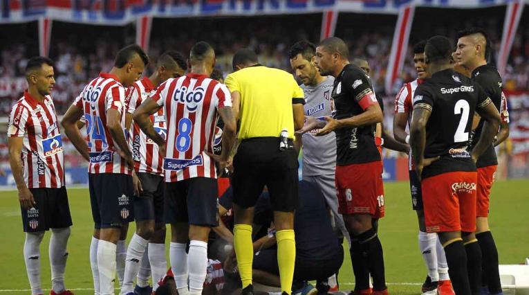 Junior - América, final de la Liga Águila II 2019