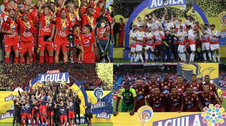 Colombianos en la Copa Libertadores 2020