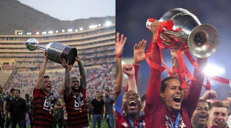 Flamengo y Liverpool, final Mundial de Clubes 2019