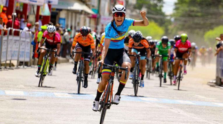 Milena Salcedo - Vuelta a Colombia Femenina