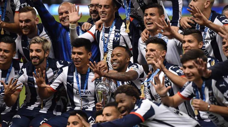 Monterrey quedó campeón de la liga mexicana