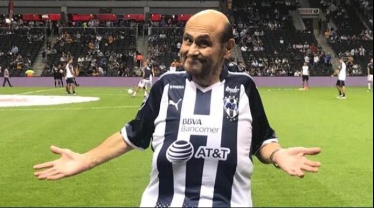 El 'Señor Barriga' celebra el título del Monterrey