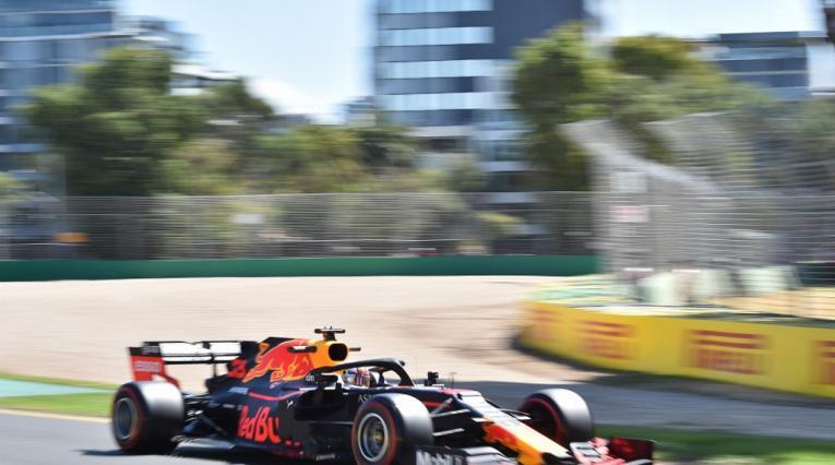 Red Bull, Fórmula 1, Gran Premio de Australia