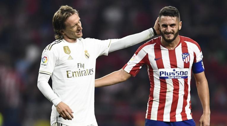 Real Madrid vs Atlético de Madrid, Supercopa de España