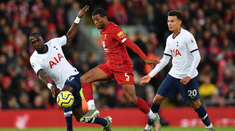Tottenham vs Liverpool, Premier League