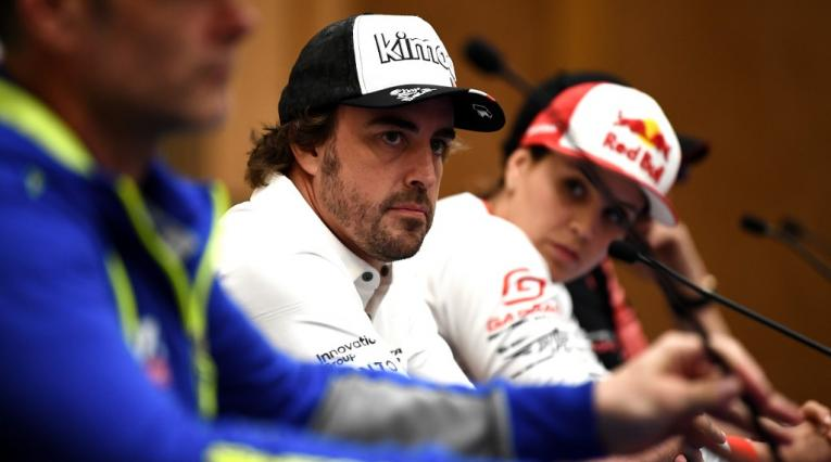 Fernando Alonso, Rally Dakar