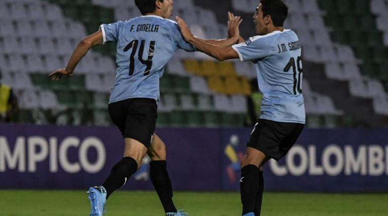 Uruguay sub 23 - Torneo Preolímpico