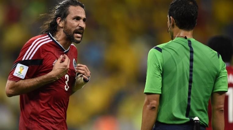 Mario Alberto Yepes, excapitán de la Selección Colombia