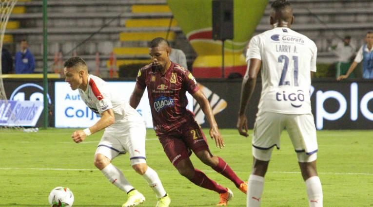 Deportes Tolima Vs. Medellín