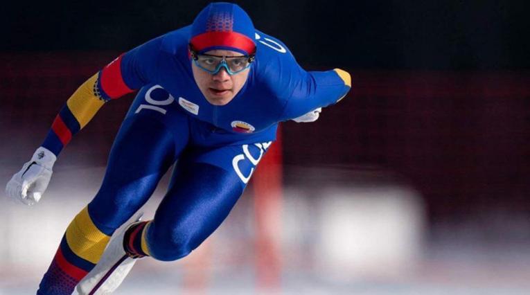 Diego Amaya ganó medalla de plata en los Juegos Olímpicos de la Juventud
