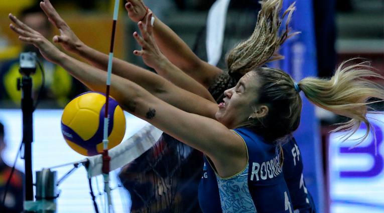 Argentina, Preolímpico de voleibol femenino
