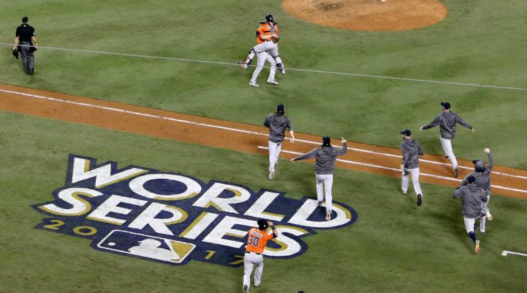 Astros de Houston - Serie Mundial 2017