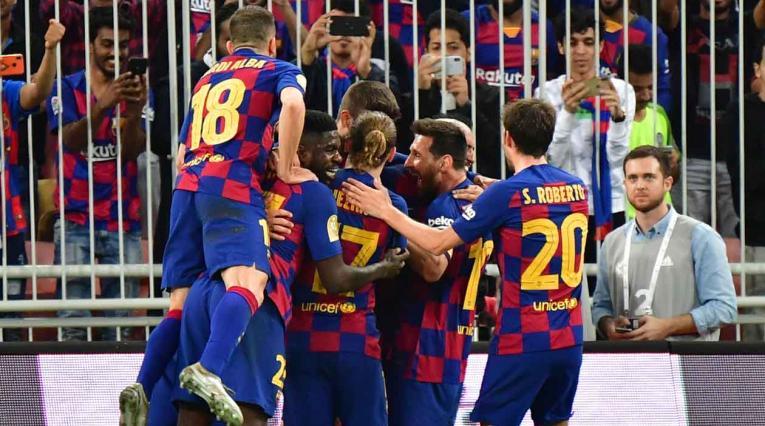Barcelona, temporada 2019/ 2020