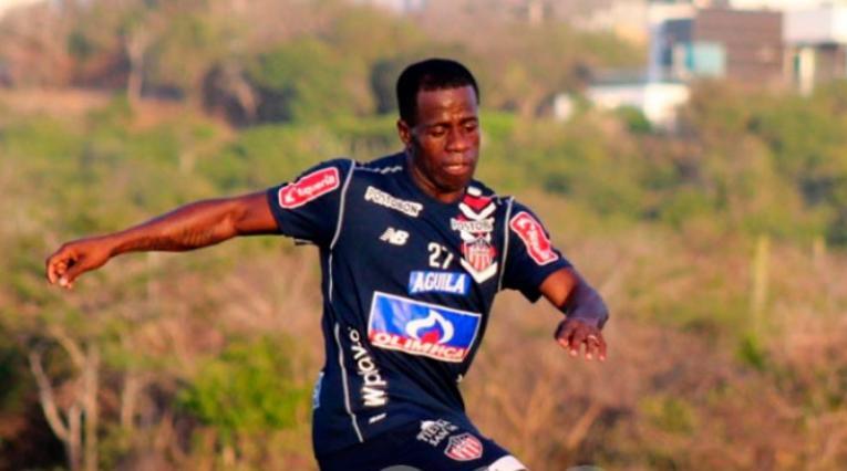 Carmelo Valencia- Junior de Barranquilla