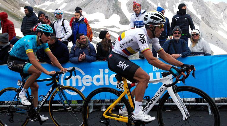 Sergio Luis Henao - ciclista colombiano