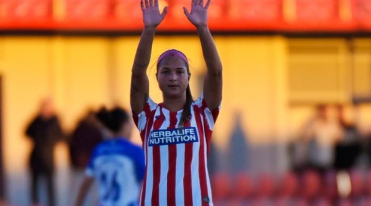 Deyna Castellanos - Atlético Madrid