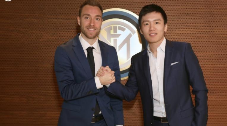 Christian Eriksen - Inter de Milán