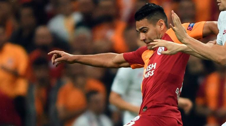 Falcao, Galatasaray