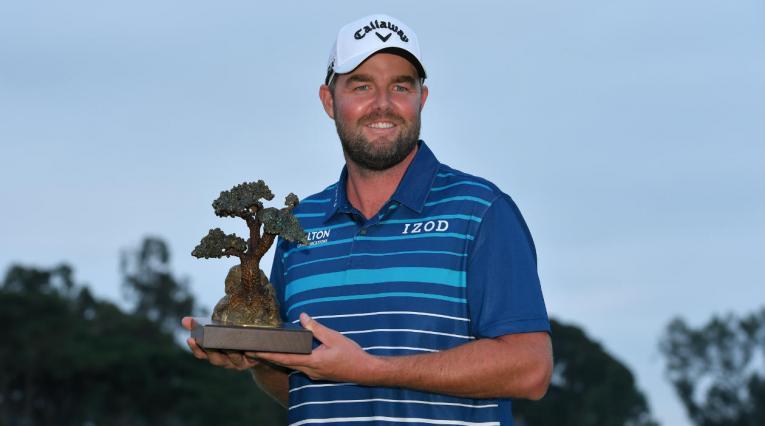 Marc Leishman ganó el Farmers Insurance Open de la PGA