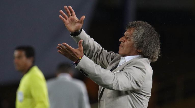 Alberto Gamero, director técnico de Millonarios 2020
