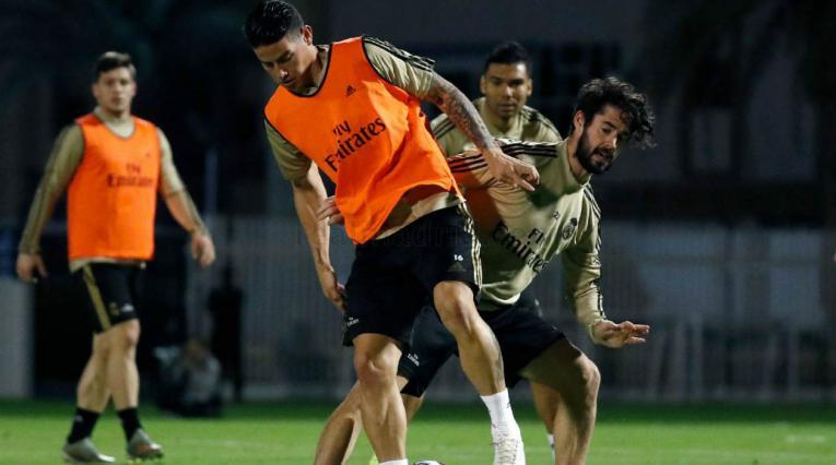 James Rodríguez - Real Madrid 2020