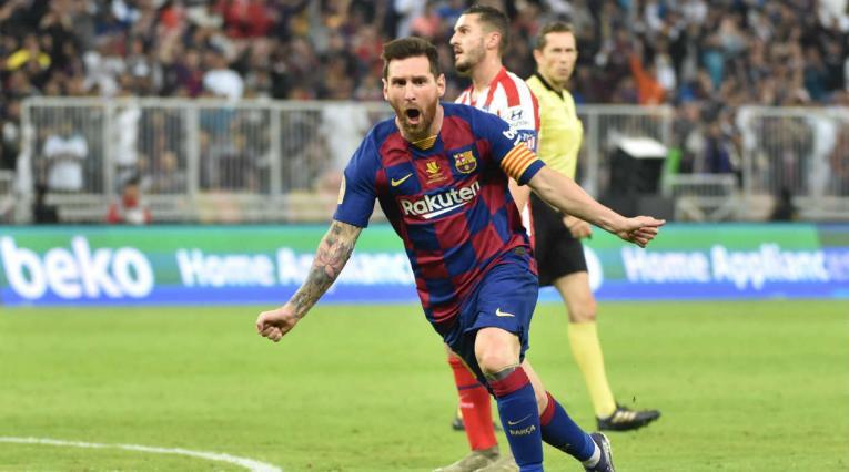 Lionel Andrés Messi - 2020
