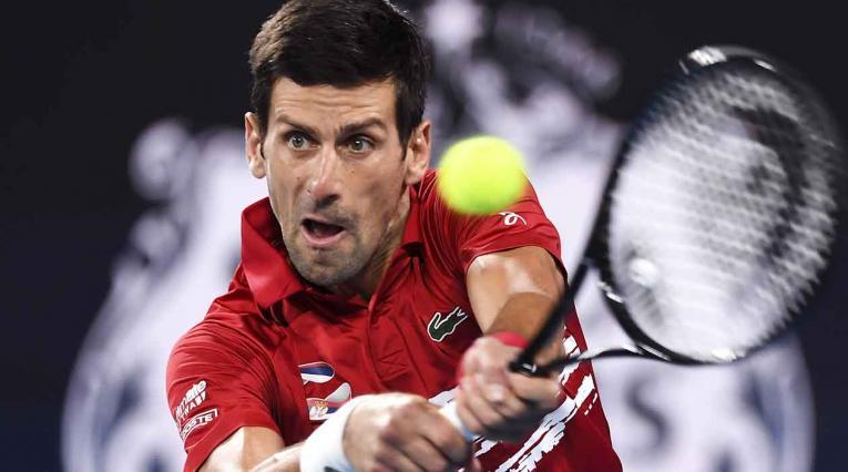 Novak Djokovic, figura de Serbia