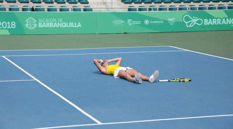 Barranquilla recibe el Mundial juvenil de tenis