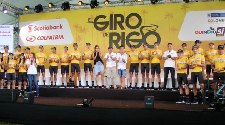 Colombia Tierra de Atletas