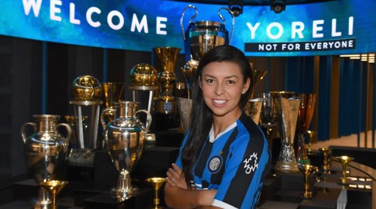 Yoreli Rincón-Inter Milán