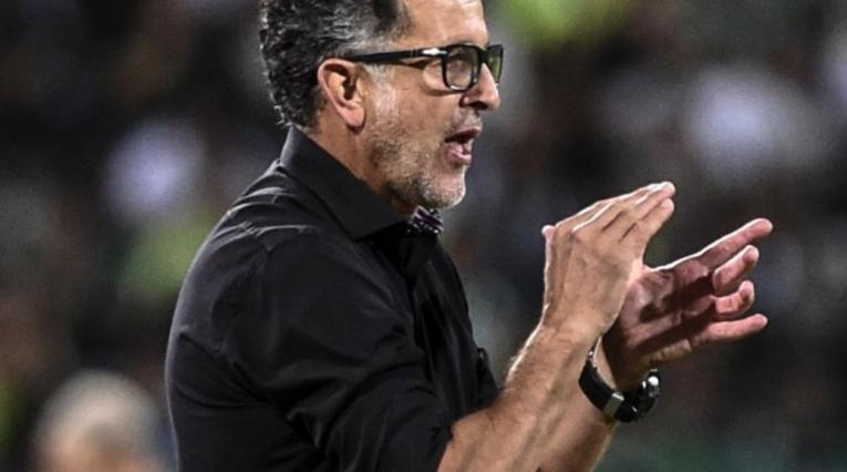 Juan Carlos Osorio 2020, técnico de Atlético Nacional