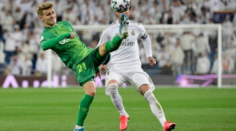 Real Sociedad: Copa del Rey 2020