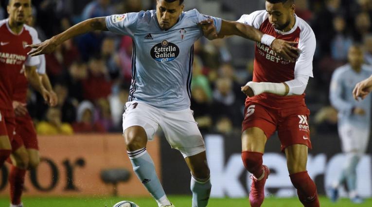 Jeison Murillo, defensor colombiano en Celta de Vigo