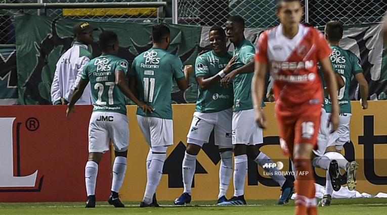 Deportivo Cali vs River Plate de Paraguay