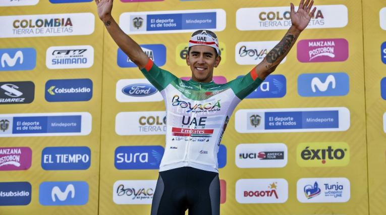 Juan Sebastián Molano - Tour Colombia 2020