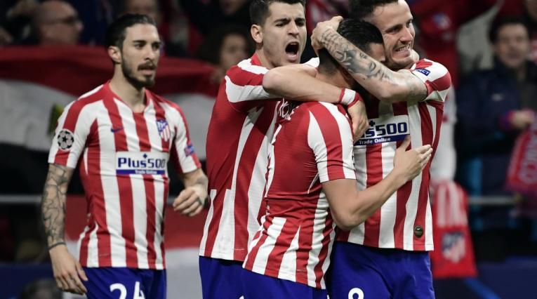 Atlético Madrid vs Liverpool - Champions 2020