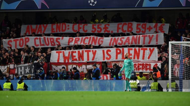Bayern Munich, fanáticos ultras