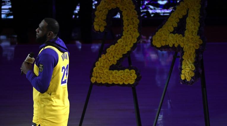 LeBron James, Lakers, Kobe Bryant