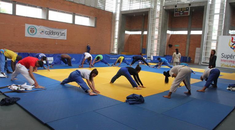 Centro de Alto Rendimiento en Bogotá