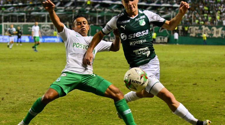 Nacional vs Deportivo Cali - Liga Águila 2019