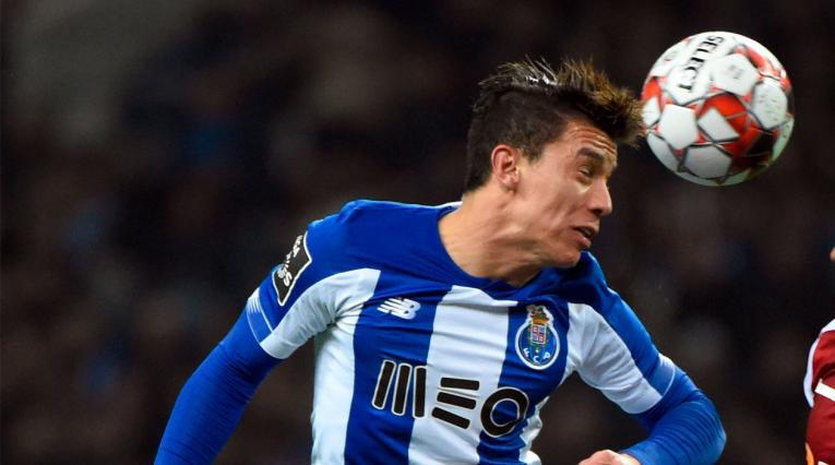 Porto, Mateus Uribe, Europa League
