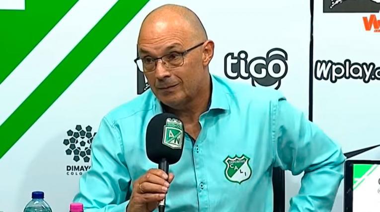 Alfredo Arias, Deportivo Cali