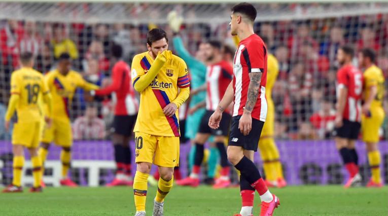 Athletic de Bilbao - Barcelona
