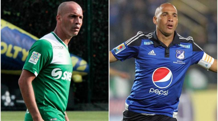 Mayer Candelo, ex jugador del Deportivo Cali y Millonarios
