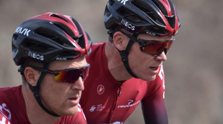 Chris Froome- Ciclista Ineos