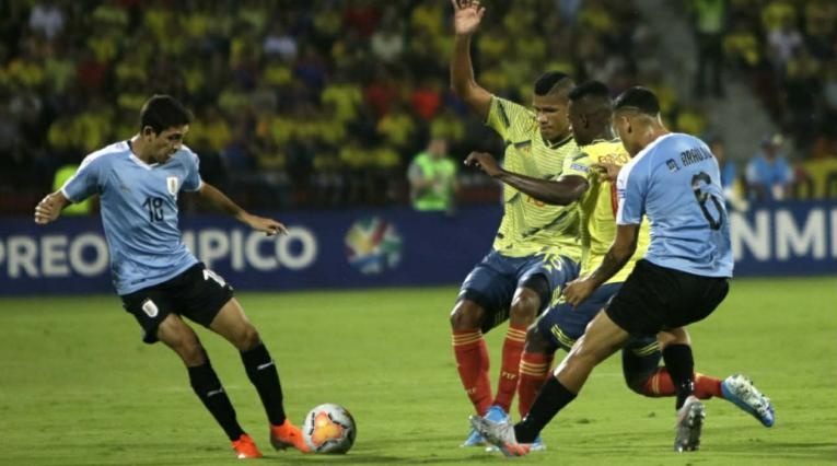 Colombia sub 23 - 2020