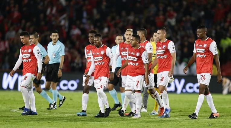 Independiente Santa Fe, primer semestre 2020