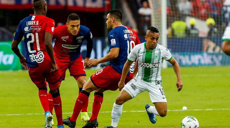 Nacional vs Medellín - Liga BetPlay 2020