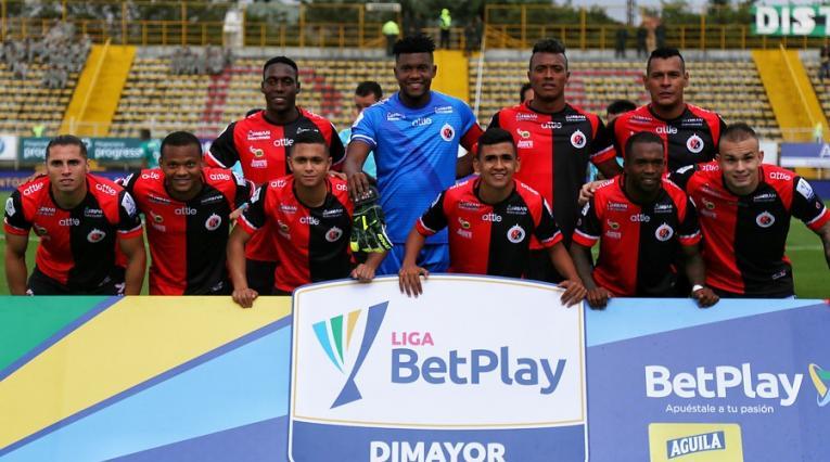 Cúcuta vs Equidad - Liga BetPlay 2020