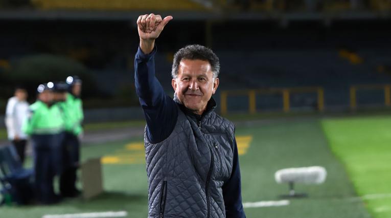 Juan Carlos Osorio - 2020
